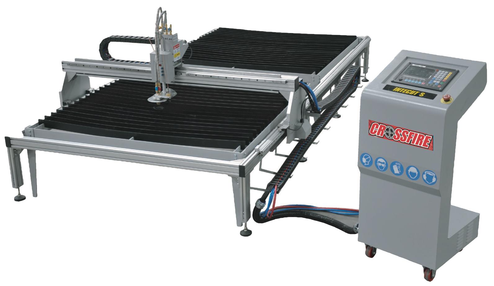 cnc plasma cutting tables